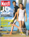 Paris Match - 02/08/2012